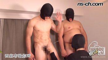 [HUNK-CH] NS-760 – 初登場174cm110kg19歳・175cm78kg19歳の男子たち