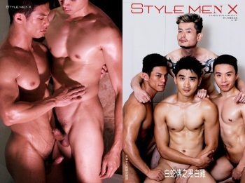 [PHOTO SET] STYLE MEN X 64 – 4P交液 – 群魔亂淫