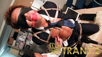 [HUNK-CH TRANCE] TO18000101 – 緊縛-KINBAKU featuring Rai- PART.1 [HD720p]