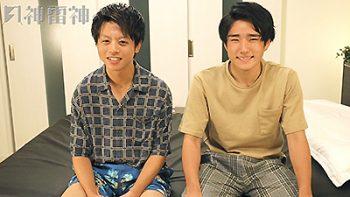 FJRJ-00005 – [風神雷神]18歳ノンケのぞむくん第2弾!!ガン掘り潮吹き大噴射!!