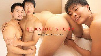 [JAPANBOYZ] SEASIDE STORY – HIGAKEN & YUKIYA