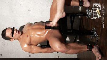 OAV790 – 「オルガズムモード」!!椅子に拘束して寸止め限界超オルガズム!!岩石筋肉に凶器のデカマラ!!総合格闘技スーパー筋肉の雅史(まさし)くん25歳!!極上筋肉が震え出す!!!