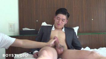 BOYST0159 – スーツ男子の淫らオナニー!