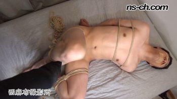 NS-963 – 徹を緊縛攻めフェラ強要!!