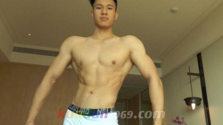 [CHINESE] MUSCLE MODEL PRIVATE SHOT